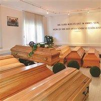 Sarg- & Urnenausstellung
