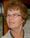 Portraitfoto von Christa Trockel geb. Schönfelder